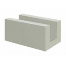 U-образный газосиликатный блок, 200 мм, Д500