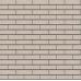 Облицовочный кирпич, евро одинарный, белый, РУСТ. Белкерамик