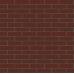 Облицовочный кирпич, евро одинарный, коричневый, РУСТ. Белкерамик
