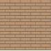 Облицовочный кирпич, евро одинарный, солома, РУСТ. Белкерамик
