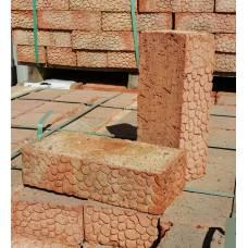 Керамический кирпич рядовой, полнотелый М150, Шахты