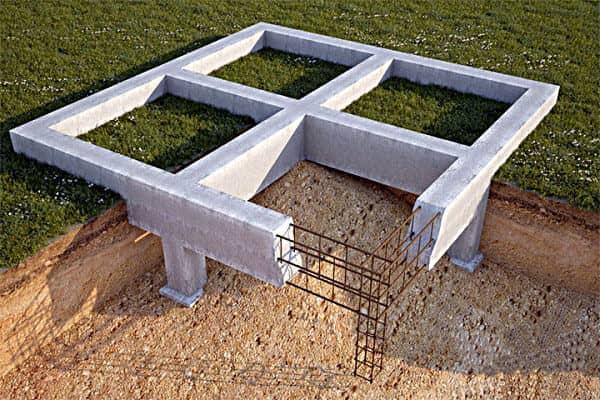 Какая нужна арматура для фундамента частного дома